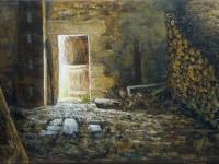 2009-schuur-binnen-50x70cm-acryl