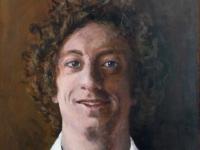 2010- Richard- 40x50cm- acryl