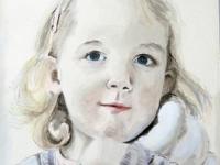 2011- Kato 3 jaar- inkt-pastel- 21x29cm- papier